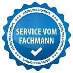 Qualitätssiegel Service vom Fachmann